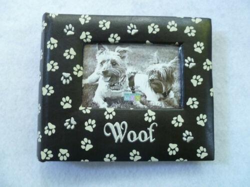 MYX Woof Dog Photo Album *New*