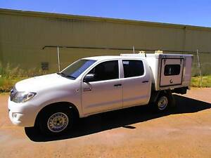 2010 Toyota Hilux Dual Cab Midvale Mundaring Area Preview