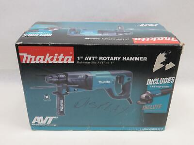 Makita Model Hr2641x1 1 Avt Rotary Hammer Drill With Angle Grinder