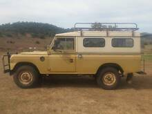1976 Land Rover (4X4) - MINT Wilsonton Toowoomba City Preview
