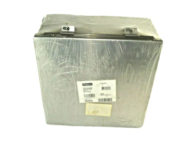 Hoffman A1212CHNFSS Stainless Steel Enclosure Nema Rated 12 X 12 X 6 Hinged