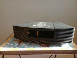 Bose Wave Radio CD Player Alarm Clock AUX AWRC-1G