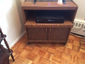 Tv stand. Shelf