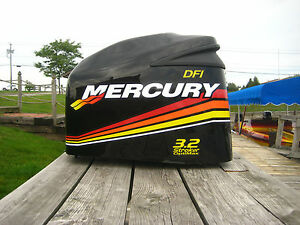 Mercury Racing Decal Kit for 3.2L Stroker Optimax also fits 3.0l