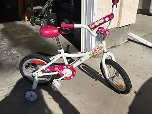 "Meile 14"" girls bike"