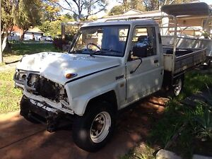 Daihatsu rocky 4x4 wreckage Applecross Melville Area Preview