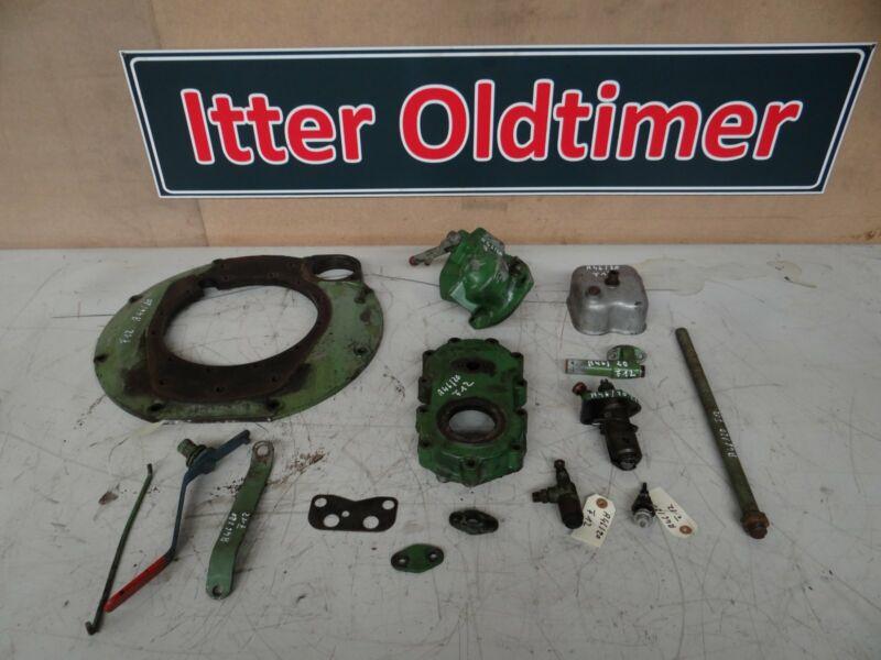 2 Becher für Stößel MWM Motor KD 12 E Fendt Dieselross F 12 GH Traktor