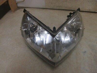 14 POLARIS RMK ASSAULT 800 HEADLIGHT HEAD LIGHT LAMP FRONT STOCK  OEM PRO -0162
