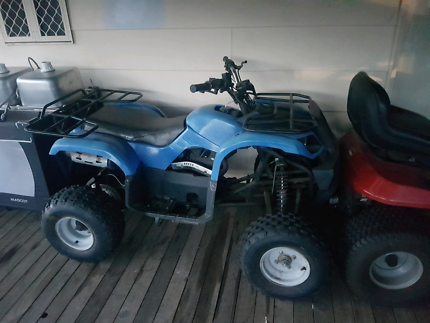 250cc Quad Bike.