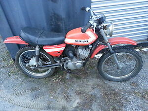 Rare Vintage 1972 Suzuki TS90J Enduro - Great Cond- Ownership