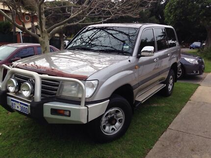 2004 Toyota LandCruiser Wagon Burswood Victoria Park Area Preview