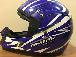 O'Neal MX Helmet - model oneal-507JR. North Parramatta Parramatta Area Preview