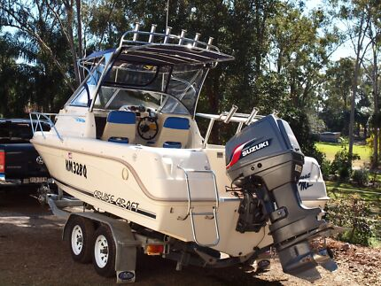 1996 Cruise Craft Outsider 550, 50th Anniversary Edition Ormeau Gold Coast North Preview