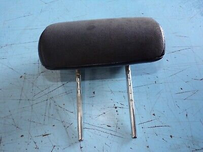 land rover freelander 1 black suede/ leather rear centre seat head rest 98-06