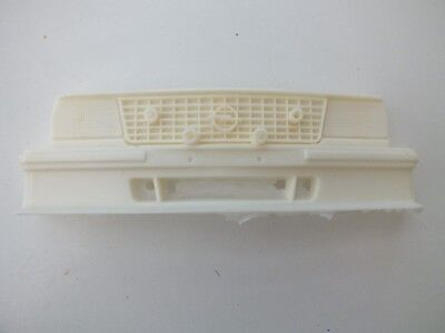 C-FX REPRODUCTION TAMIYA 1/10 R/C OPEL ASCONA 400 RALLY FRONT & REAR BUMPERS
