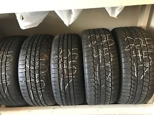 WINTER TIRES AND STEEL RIMS FOR SALE