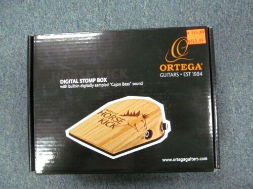 Ortega Horse Kick Digital Stomp Box Mint