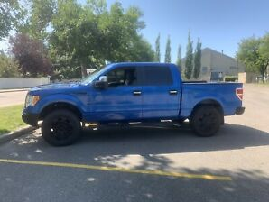 2010 f150 supercrew xlt