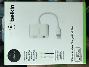 Belkin Audio and Charger