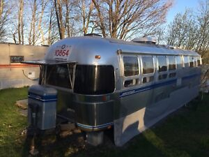 Roulotte AIRSTREAM