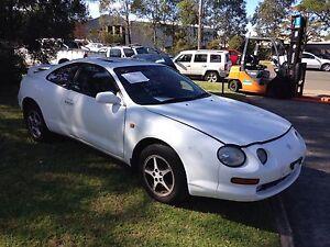 Toyota celica wrecking car parts Smithfield Parramatta Area Preview