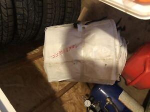 Toile Abri Auto 11x20