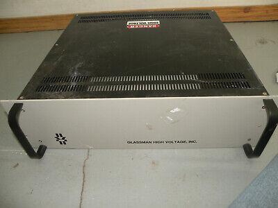 Glassman High Voltage Power Supply Nec59716wg70n -70kv 1ma