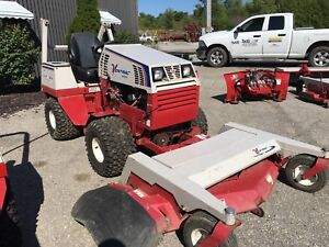 Used Ventrac 4500Z Tractor