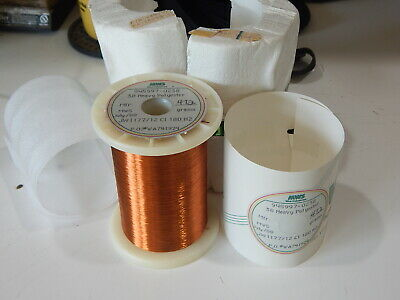 Mws 945997-0238 38awg Copper Magnet Wire 472 Grams Jw117712 C1 180 H2
