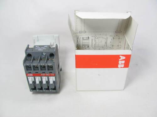 ABB, Contactor,  A9-30-10-84, Motor Control, 110-120 Volt, New with Box, NIB