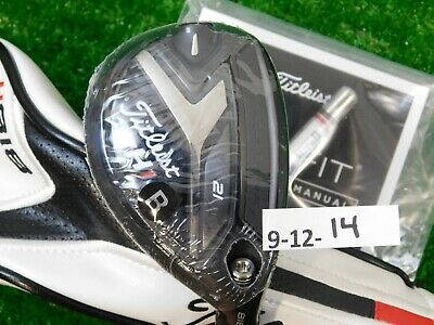 Titleist 818 H1 21* Hybrid Tensei CK 70 Regular Graphite with HC & Weights New