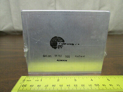 California M-92 Aluminum Electronics Project Box 6x5x4 New