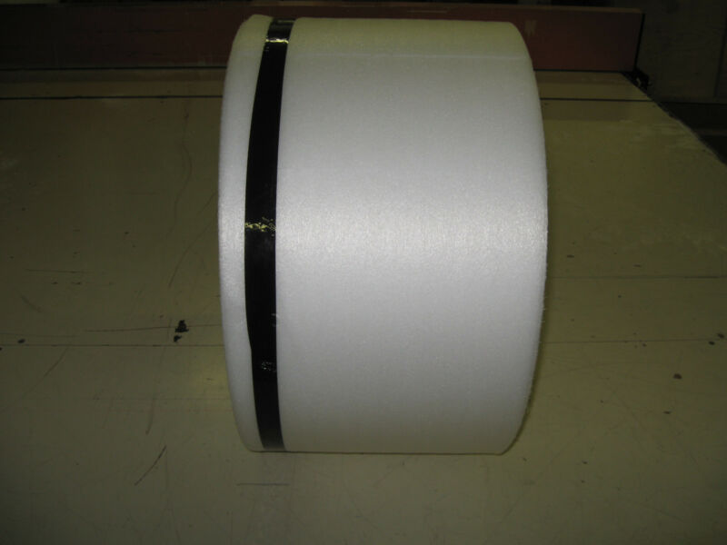 "1/32"" PE Foam Wrap Packaging Roll 12"" X 1000"
