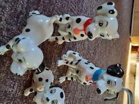 Porzellan - Hunde - Datmatiner Parchim - Landkreis - Parchim Vorschau