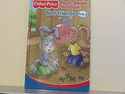 Best Friends (Fisher Price Ready Reader Storybook Book 9) Hardcover