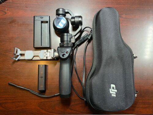 DJI Osmo 4K Zenmuse X3 Gimbal + Camera - Case - Battery - Charger