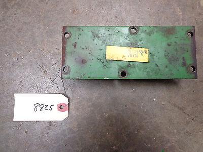 John Deere 80 820 830 70 720 730 Pony Motor Block Cover Af2168r Nos