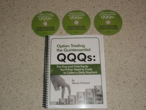 Wendy Kirkland MERIT Paycheck Option Trading the Quintessential QQQs QQQ QQQQ