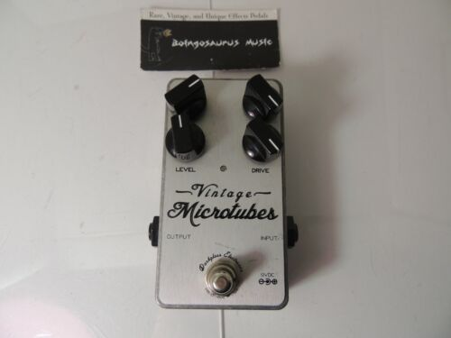 Darkglass Electronics Vintage Microtubes Bass Overdrive Effect Pedal