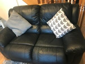Leather reclining sofas (electric)