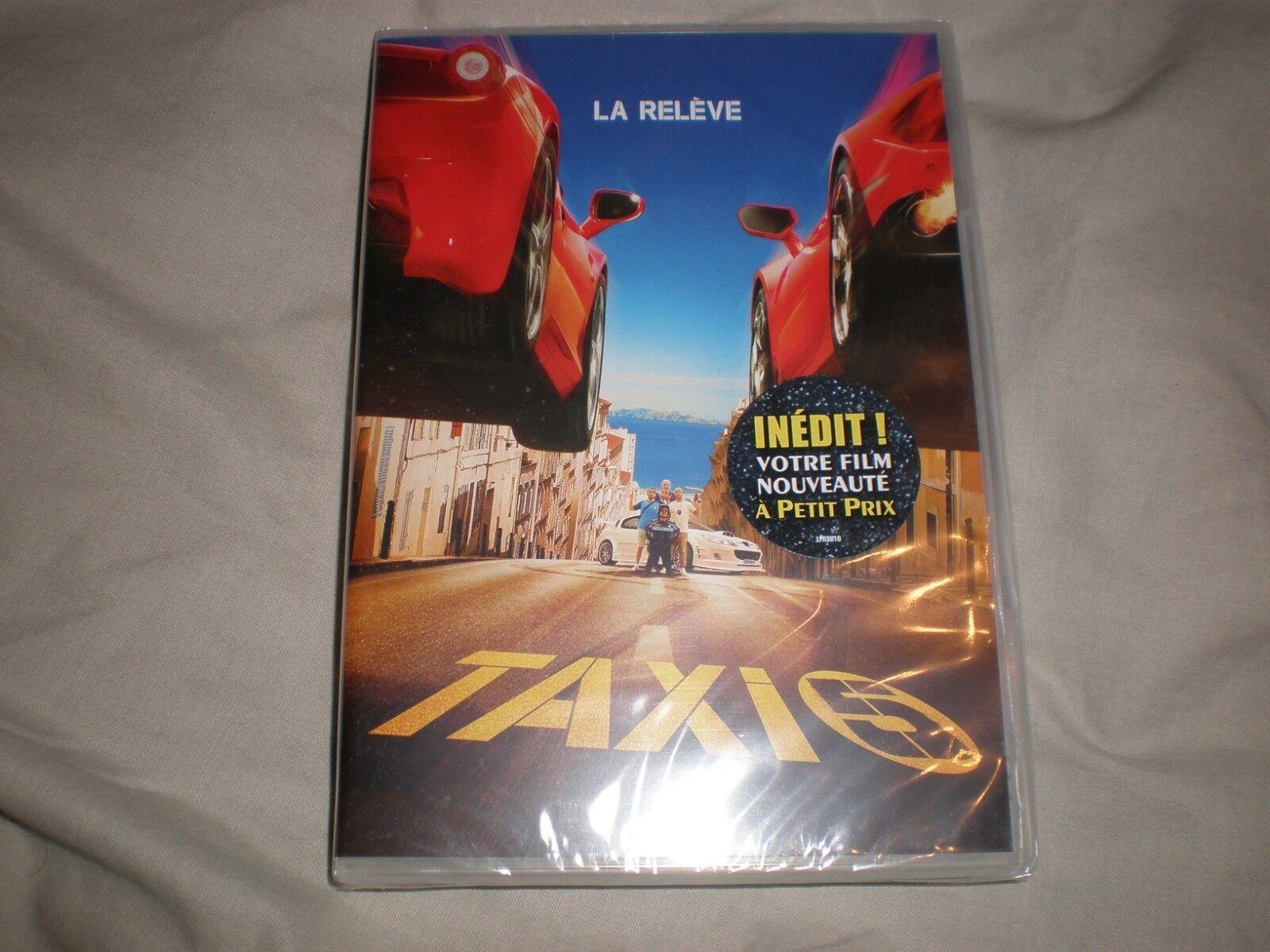 taxi 5 la relève dvd neuf sous blister