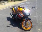 2013 Honda CBR250R Wynyard Waratah Area Preview
