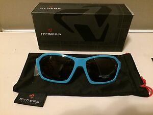 Polarized sunglasses by Ryder. Perfect for active people