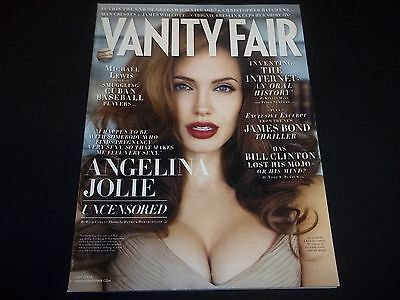 2008 JULY VANITY FAIR MAGAZINE - ANGELINA JOLIE - FASHION ISSUE - D 2111