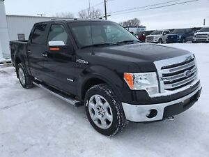 2013 Ford F-150 Lariat Heated Seats | Reverse Camera | Remote...