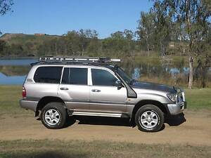 2004 Toyota LandCruiser Wagon Booval Ipswich City Preview