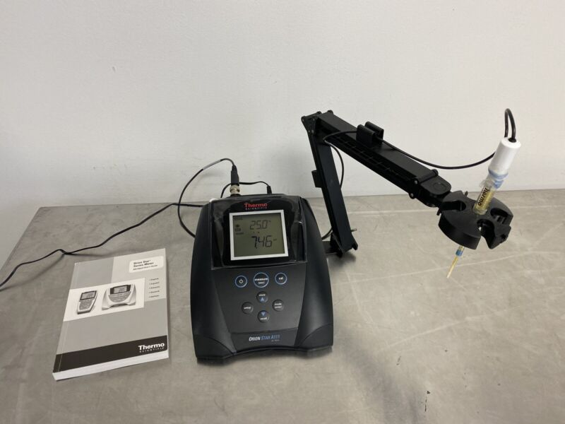 Thermo Scientific Orion Star A Series A111 pH Meter Pre-owned Please See Details