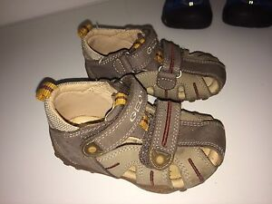 Toddler Boys Sandals - Geox size 6.5