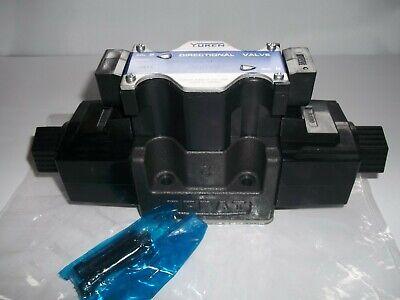 Yuken Spool-style 3 Hydraulic Directional Control Valve 31 Gpm 4570 Psi 70299