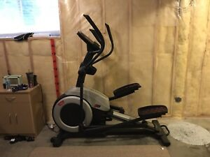 Reduced Price* Cross Trainer